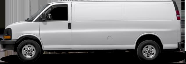 2016 GMC Savana 2500 Fourgon 1WT