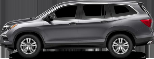 2016 Honda Pilot SUV LX