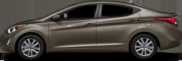 2016 Hyundai Elantra Sedan Sport Appearance