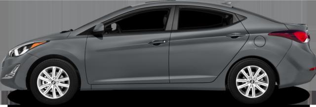 2016 Hyundai Elantra Sedan GLS