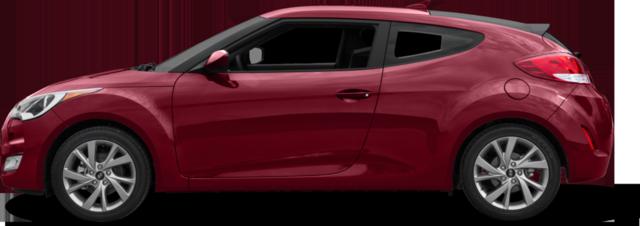 2016 Hyundai Veloster Hatchback Tech w/Yellow Interior Accents
