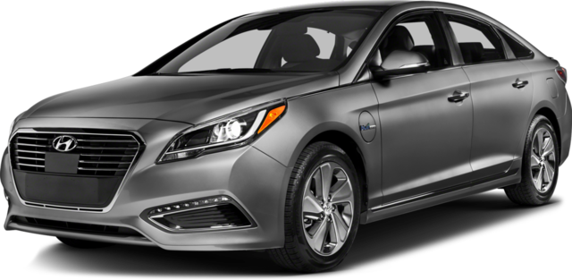 2016 Hyundai Sonata Plug-In Hybrid Sedan Ultimate