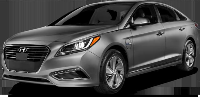 2016 Hyundai Sonata Plug-In Hybrid Sedan Ultimate