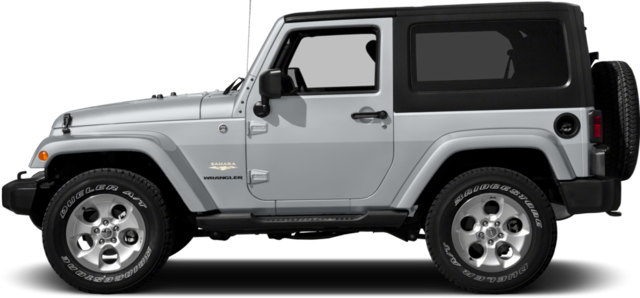 2016 Jeep Wrangler VUS Sahara