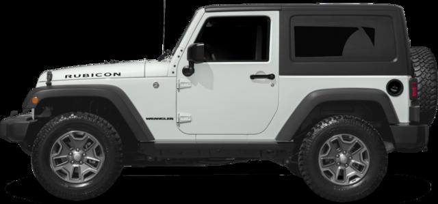 2016 Jeep Wrangler VUS Rubicon