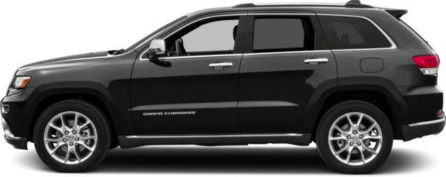 2016 Jeep Grand Cherokee SUV Summit