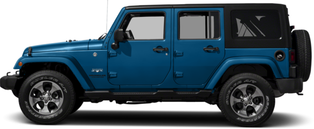 2016 Jeep Wrangler Unlimited SUV Sahara