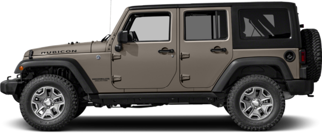 2016 Jeep Wrangler Unlimited SUV Rubicon