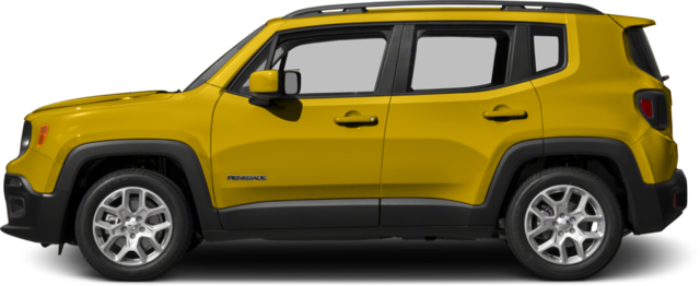 2016 Jeep Renegade SUV North