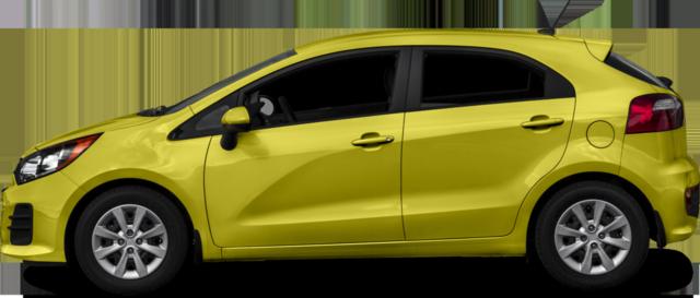2016 Kia Rio 5-Door Hatchback LX+