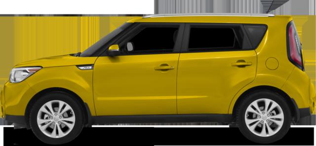 2016 Kia Soul Hatchback LX+