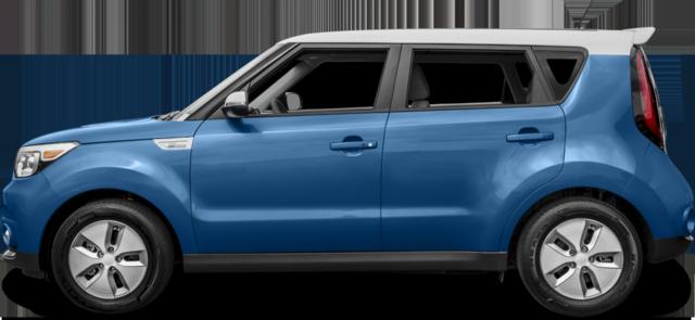 2016 Kia Soul EV Hatchback EV w/Black/Red