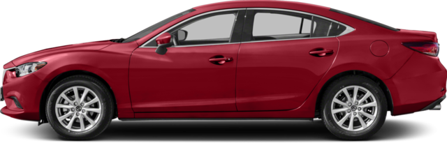 2016 Mazda Mazda6 Sedan GX