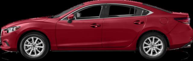 2016 Mazda Mazda6 Sedan GS