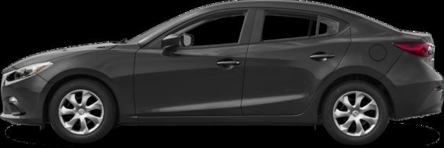 2016 Mazda Mazda3 Sedan GX