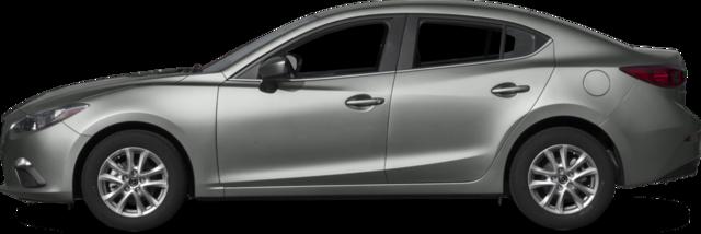 2016 Mazda Mazda3 Sedan GS