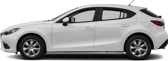 2016 Mazda Mazda3 Sport Hatchback GX
