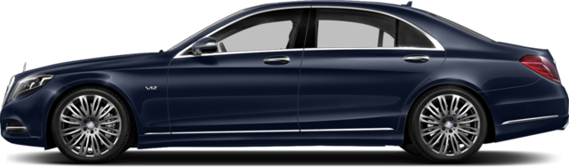 2016 Mercedes-Benz S-Class Sedan S600