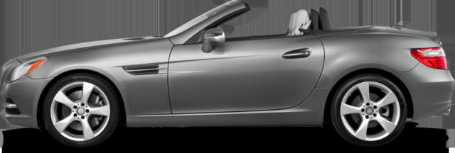 2016 Mercedes-Benz SLK-Class Convertible SLK350
