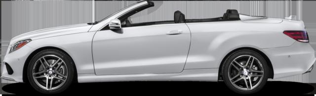 2016 Mercedes-Benz E-Class Convertible E550