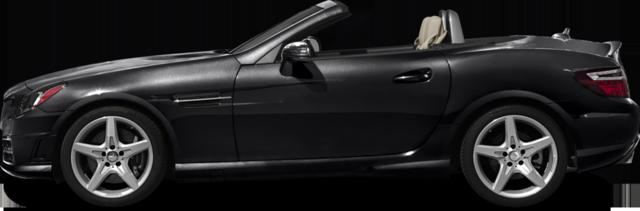 2016 Mercedes-Benz SLK-Class Convertible SLK300