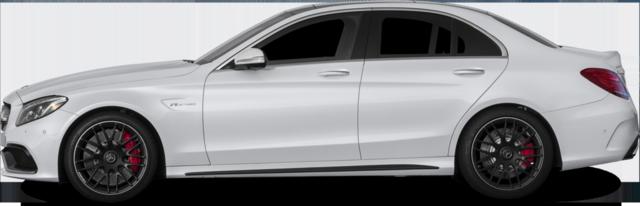 2016 Mercedes-Benz AMG C Sedan 63 S