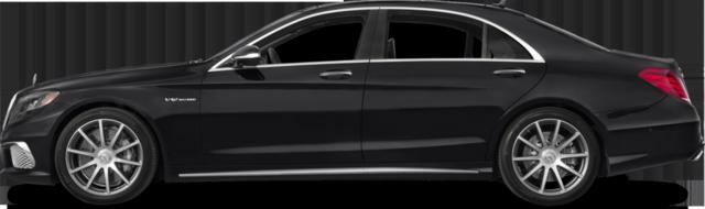 2016 Mercedes-Benz AMG S Sedan 65