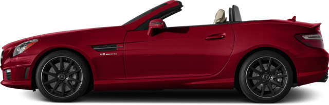 2016 Mercedes-Benz AMG SLK Convertible 55