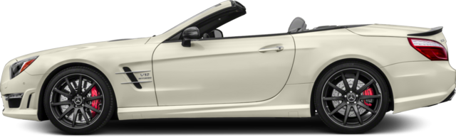2016 Mercedes-Benz AMG SL Convertible 65