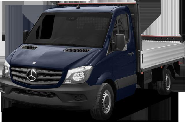 2016 Mercedes-Benz Sprinter 3500 Chassis Truck V6