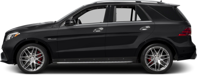 2016 Mercedes-Benz AMG GLE SUV 63 S 4MATIC