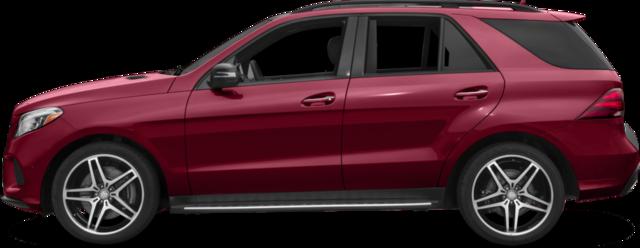 2016 Mercedes-Benz GLE-Class SUV GLE550 4MATIC