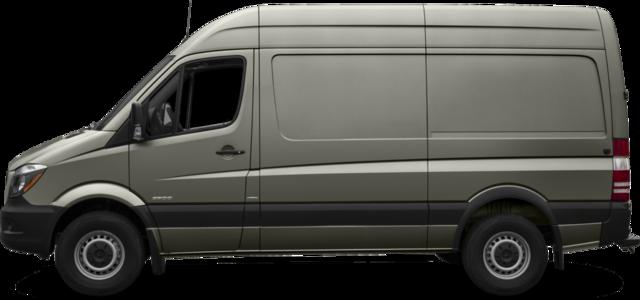2016 Mercedes-Benz Sprinter Van Standard Roof