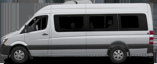 2016 Mercedes-Benz Sprinter Wagon High Roof