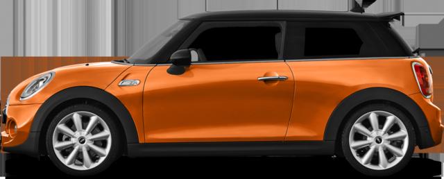 2016 MINI Hatch Hatchback Cooper S