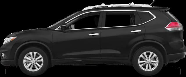 2016 Nissan Rogue SUV S