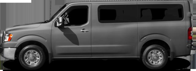 2016 Nissan NV Passenger NV3500 HD Van SL V8