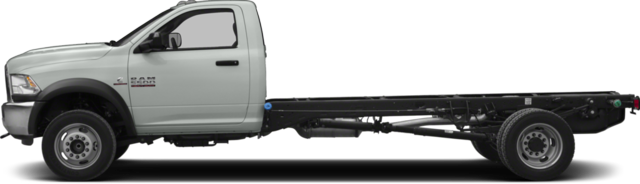 2016 Ram 5500 Chassis Camion ST/SLT