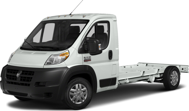 2016 Ram ProMaster 3500 Cutaway Truck Low Roof