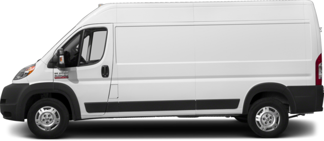 2016 Ram ProMaster 2500 Van High Roof