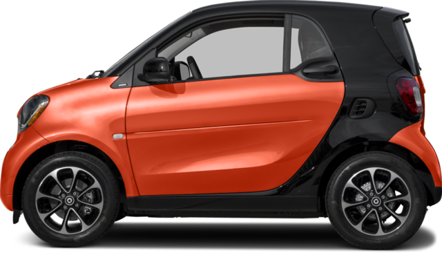 2016 smart fortwo Coupe passion