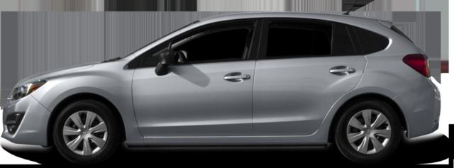 2016 Subaru Impreza Hatchback 2.0i Touring Package