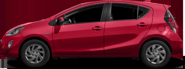 2016 Toyota Prius c Hatchback Technology