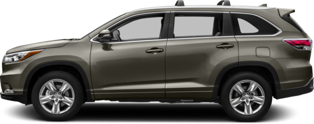 2016 Toyota Highlander SUV Limited