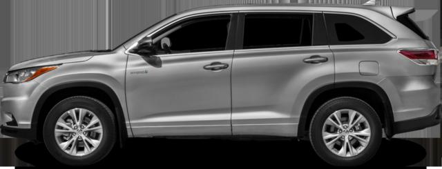 2016 Toyota Highlander Hybrid SUV Limited
