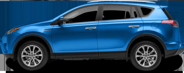 2016 Toyota RAV4 Hybrid SUV XLE