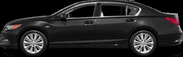 2017 Acura RLX Sport Hybrid Sedan Base