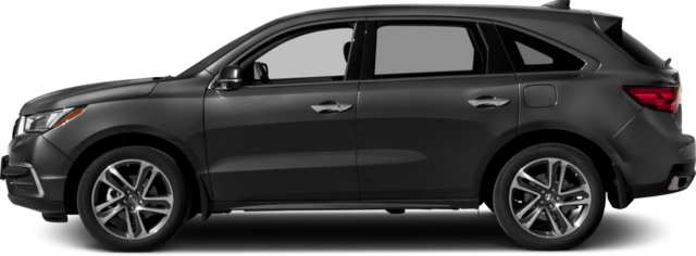 2017 Acura MDX SUV Navigation Package