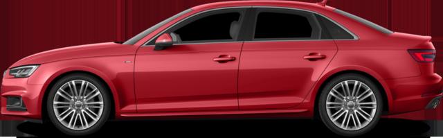 2017 Audi A4 Sedan 2.0T Komfort