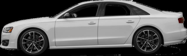 2017 Audi S8 Sedan 4.0T Plus